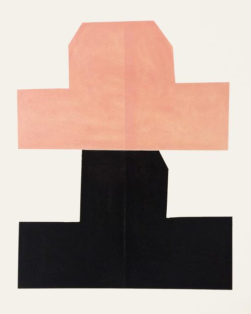 Michael Wall, 'Pink Natural II', 2017, Tappan