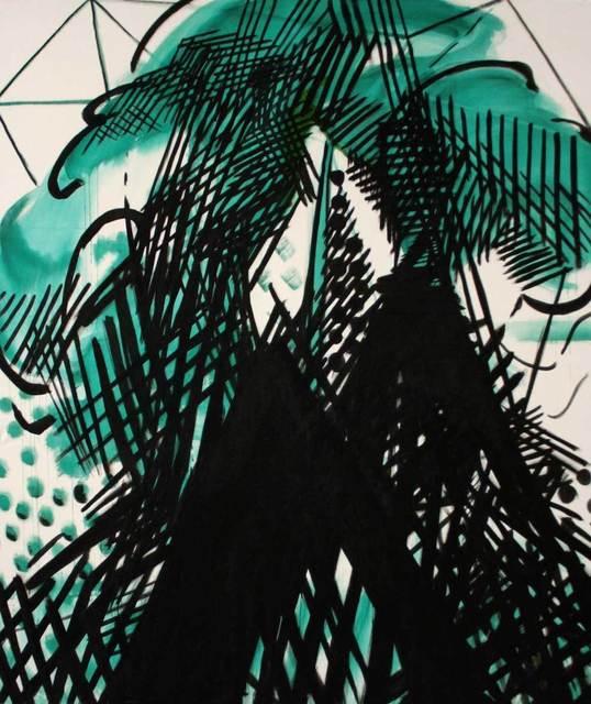 , 'Kompozycja SD 2,' 2011, Antoine Levi