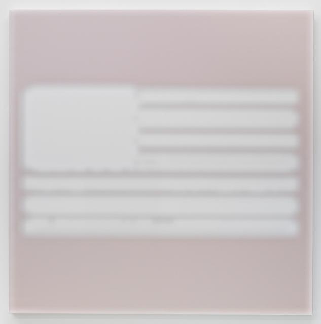 , 'Removed Flag Tattoo,' 2014, Feuer/Mesler
