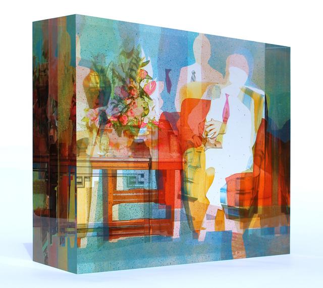 , 'Mise-en-scène,' 2016, Cris Worley Fine Arts