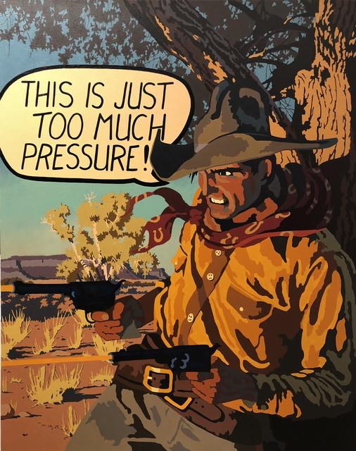 Billy Schenck, 'Under Pressure',  , JoAnne Artman Gallery