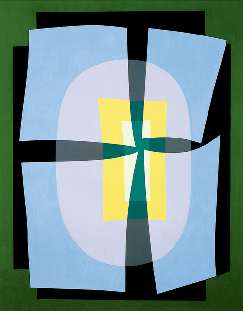 , 'Midi en hiver III,' 1964, Roldán Moderno