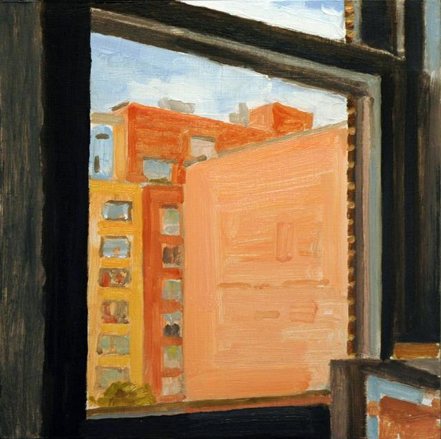 Richard Kirk Mills, 'Chelsea Window Painting', 2017, Blue Mountain Gallery