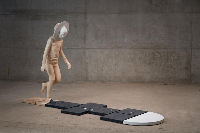 , 'Rayuela 'Moongirl' (Hopscotch),' 2019, Zemack Contemporary Art