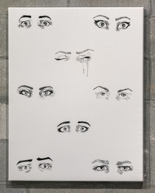 , 'Audience (painting),' 2019, PRIMARY
