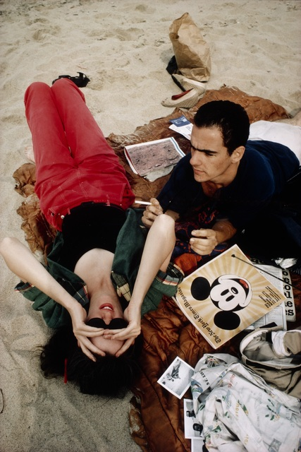 , 'C.Z. and Max on the Beach, Truro, Massachusetts,' 1976, The Museum of Modern Art