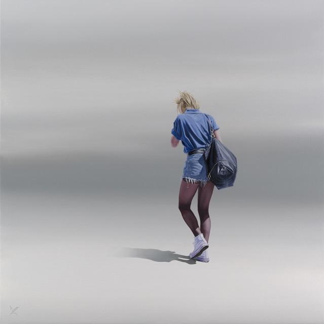 , 'Afterburn,' 2017, Gormleys Fine Art