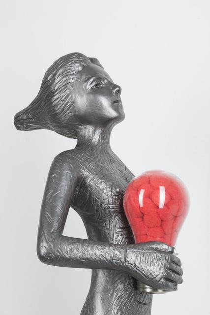 , 'Ideia de Luz,' 2017, Galeria de São Mamede
