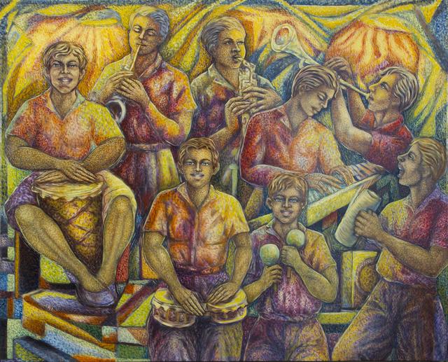 Julio Susana, 'Mariachi', 2009, Heather James Fine Art