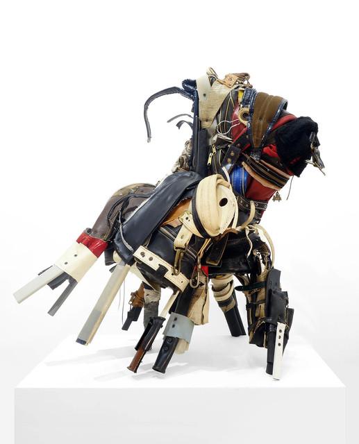 , 'Horse Run Afoul,' 2015, Pavel Zoubok Fine Art