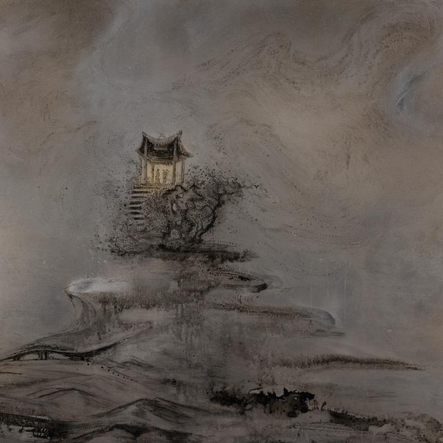 , 'Evening Bell at Misty Pavilion,' 2017, Sandra Gering Inc