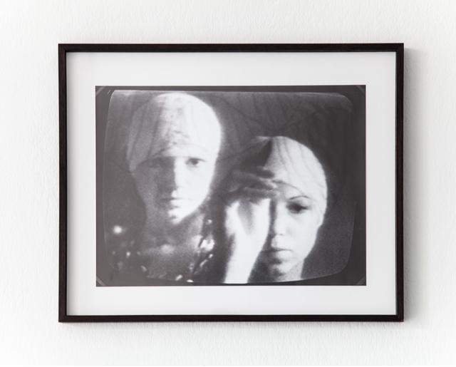 , 'Zeichenhaube,' 1973, PRISKA PASQUER