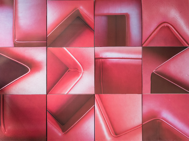 Claudia Fritz, 'ohne titel ( divan )', 2018, Artdepot