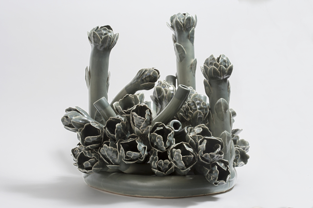 , 'Sculpture from the Flora series,' 2016, Hostler Burrows
