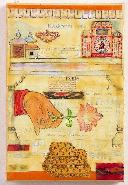 , 'Kashimi Song,' 2016, Estrada Fine Art