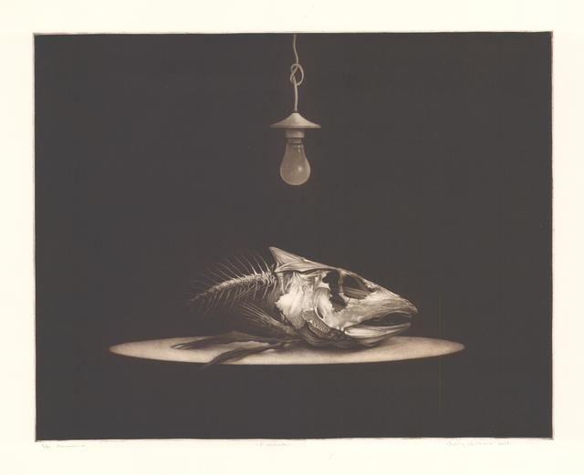 , 'Fish Head,' 2019, Kunstverket Galleri