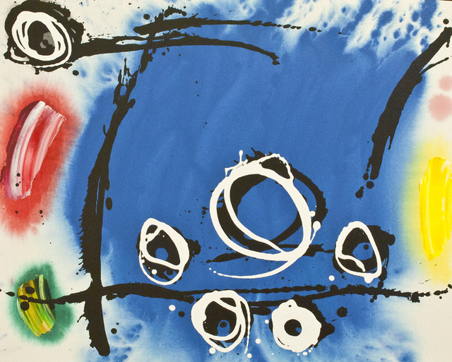 , 'Silence in blue,' 2015, CFA Gallery