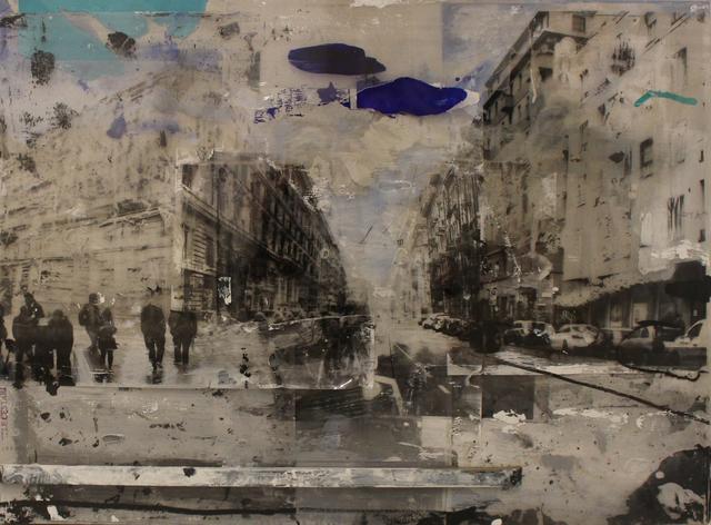 , 'La nube madre,' 2018, Galleria Punto Sull'Arte