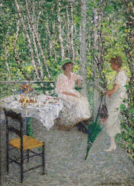 , 'The Morning Call,' 1918, Questroyal Fine Art