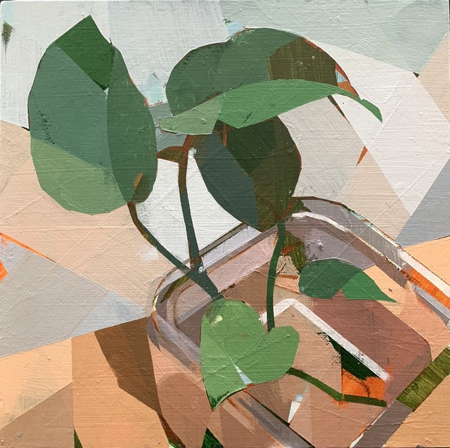 , 'Still life with Ivy no.2,' 2019, Hall Spassov Gallery