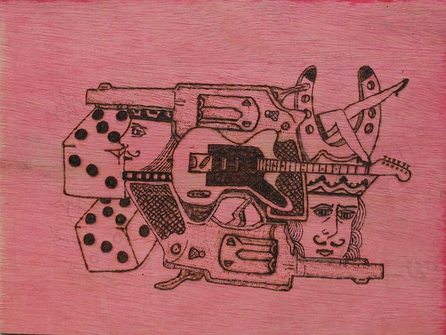 , 'Lily, Rosemary and the Jack of hearts,' 2014, Artur Fidalgo Galeria