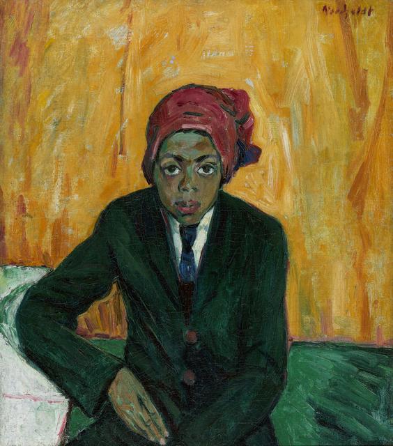, 'The Red Cap,' 1911-1912, Debra Force Fine Art