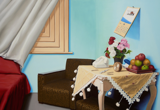 , '30 (Her Room),' 2017, Gallery BK