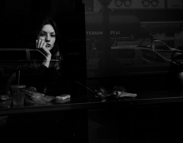 , 'The Girl in the Cafe,' ca. 2016, Soho Photo Gallery