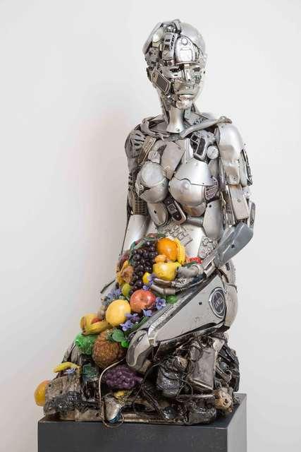 , 'Senza Titolo,' 2015, SimonBart Gallery
