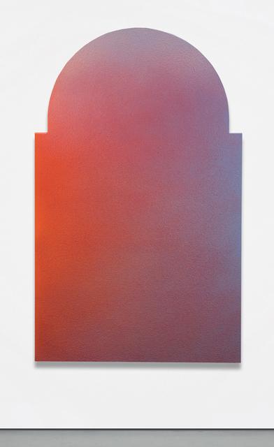 Alex Israel, 'Untitled (Flat)', 2011, Mixed Media, Acrylic on stucco, wood and aluminum frame, Phillips