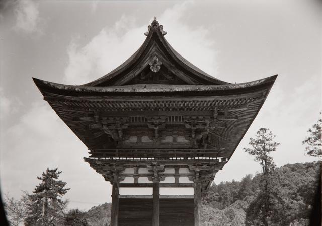 Paul Caponigro, 'Temple Mt. Hiei-San, Kyoto, Japan', 1976, Pucker Gallery