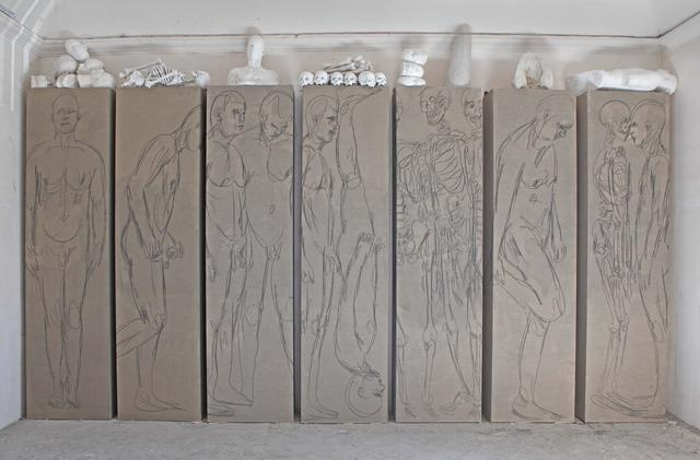 Nino Longobardi, 'Senza titolo', 2014-2015, 56th Venice Biennale
