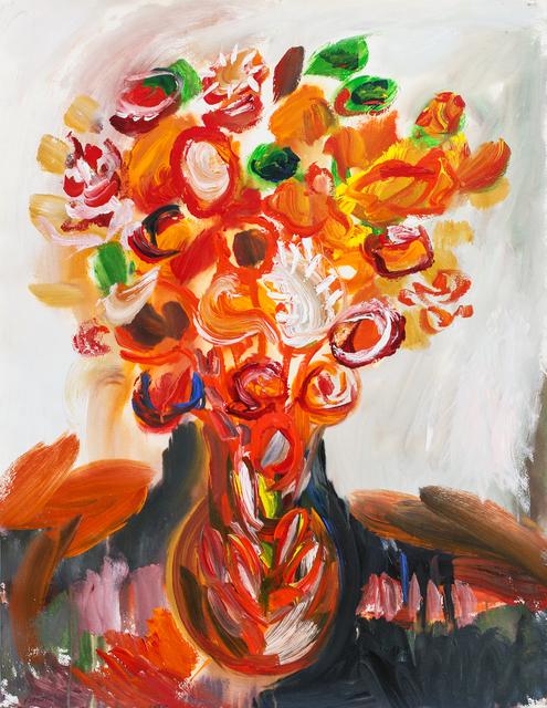 , 'Flowers 277-A,' 2015, Newzones