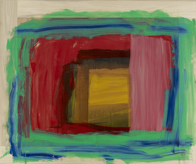 Howard Hodgkin, 'For Matisse,' 2011, Gagosian Gallery