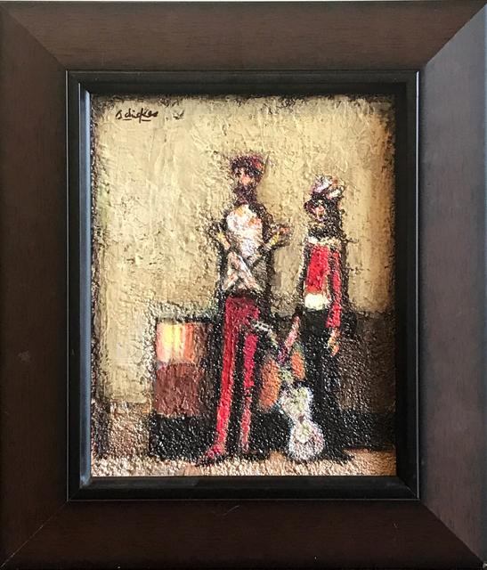 David Adickes, 'Two Men with Guitar ', 2017, Thornwood Gallery