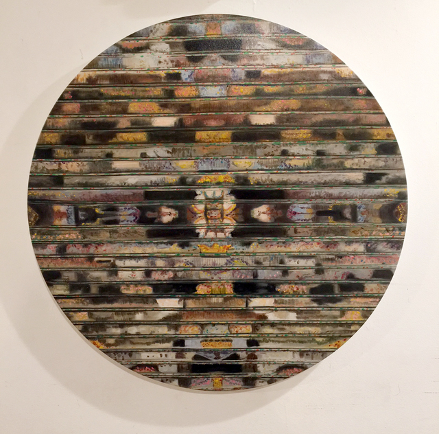 , 'Slum 0,' 2015, SPONDER GALLERY