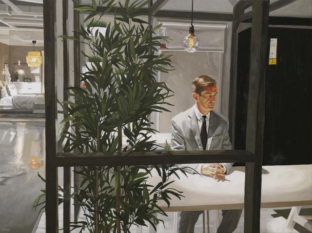 , 'Ideas Man,' , Lois Lambert Gallery