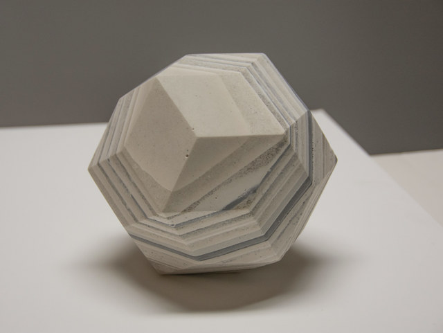 , 'Rhombic Triacontahedron,' 2017, Gallery Madison Park