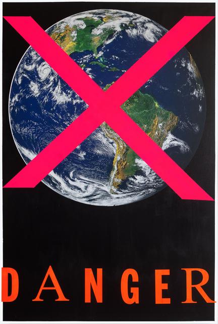 , 'Danger,' 2019, V1 Gallery