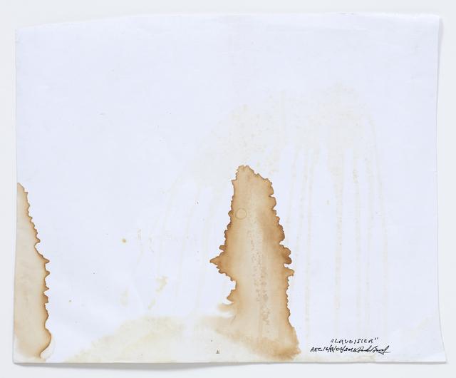 , 'Lavoisier ,' 2016, Galeria Nara Roesler