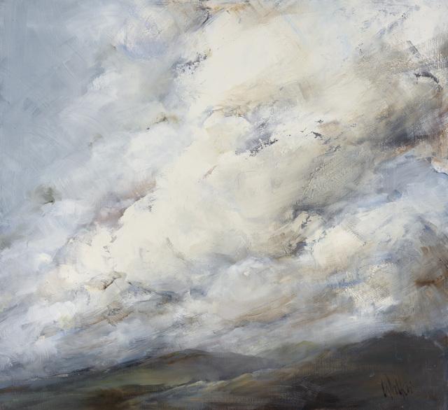 , 'Cumulus,' 2017, Thackeray Gallery