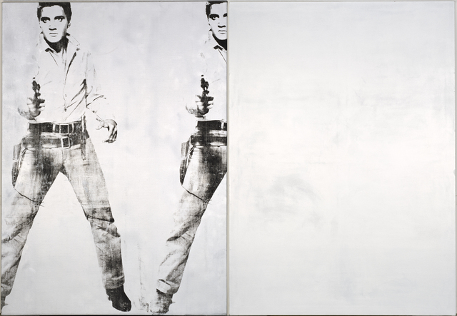 , 'Double Elvis,' 1963/1976, Seattle Art Museum