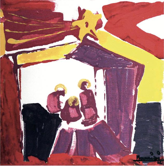 , 'Untitled,' 2012, Bab idDeir Art Gallery