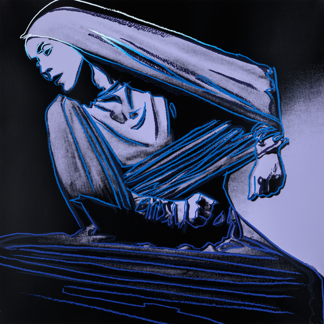 Andy Warhol, 'Lamentation #388', 1986, Heather James Gallery Auction