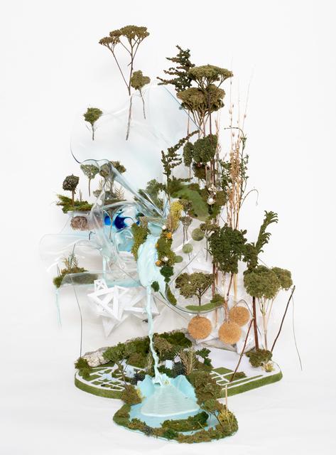 , 'Built on Petroleum 1,' 2015, Hashimoto Contemporary