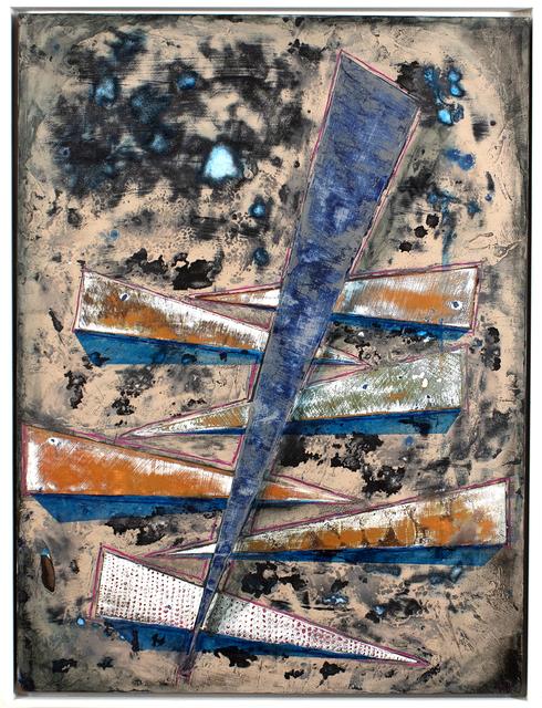 , 'Como el Relampago en la Oscuridad,' 2018, Blue Rain Gallery