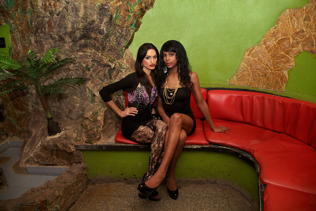 , 'Lady and Laura, at the Las Vegas Club, Havana,' 2012-2014, Yeelen Gallery