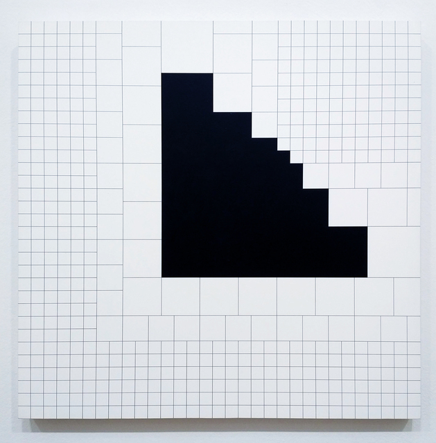 , 'Frame of Reference 1-1974+metasquare 4x4 (10F)&(4F),' 1993, VILTIN Gallery