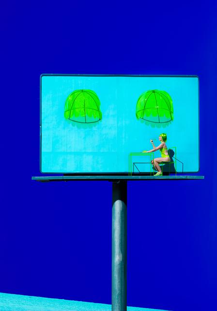 Reine Paradis, 'Billboard', 2018, Visions West Contemporary