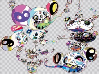 Takashi Murakami, 'Another Dimension Brushing Against Your Hand', 2016, MSP Modern